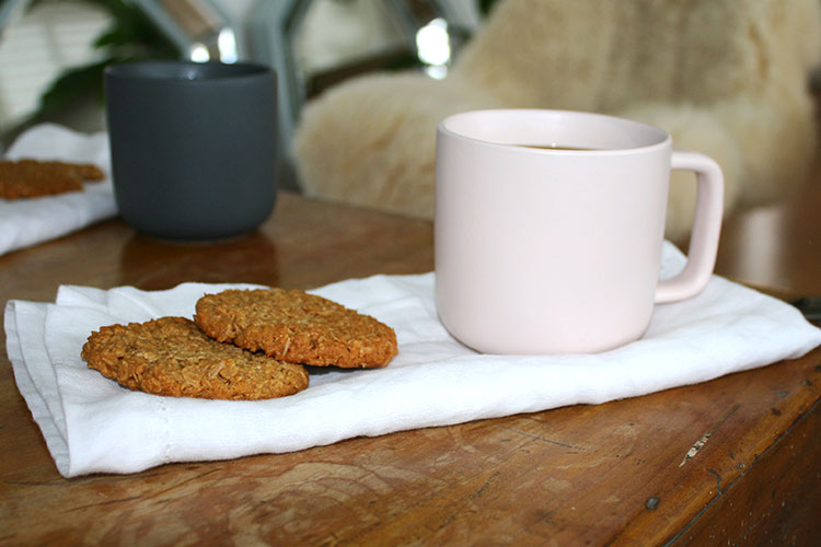 ANZAC Biscuits Recipe from Donna Hay