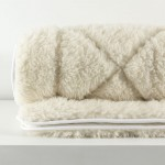 Along with keeping you warm these can protect your bedding, making them last long. Wool Underlay, style 124583