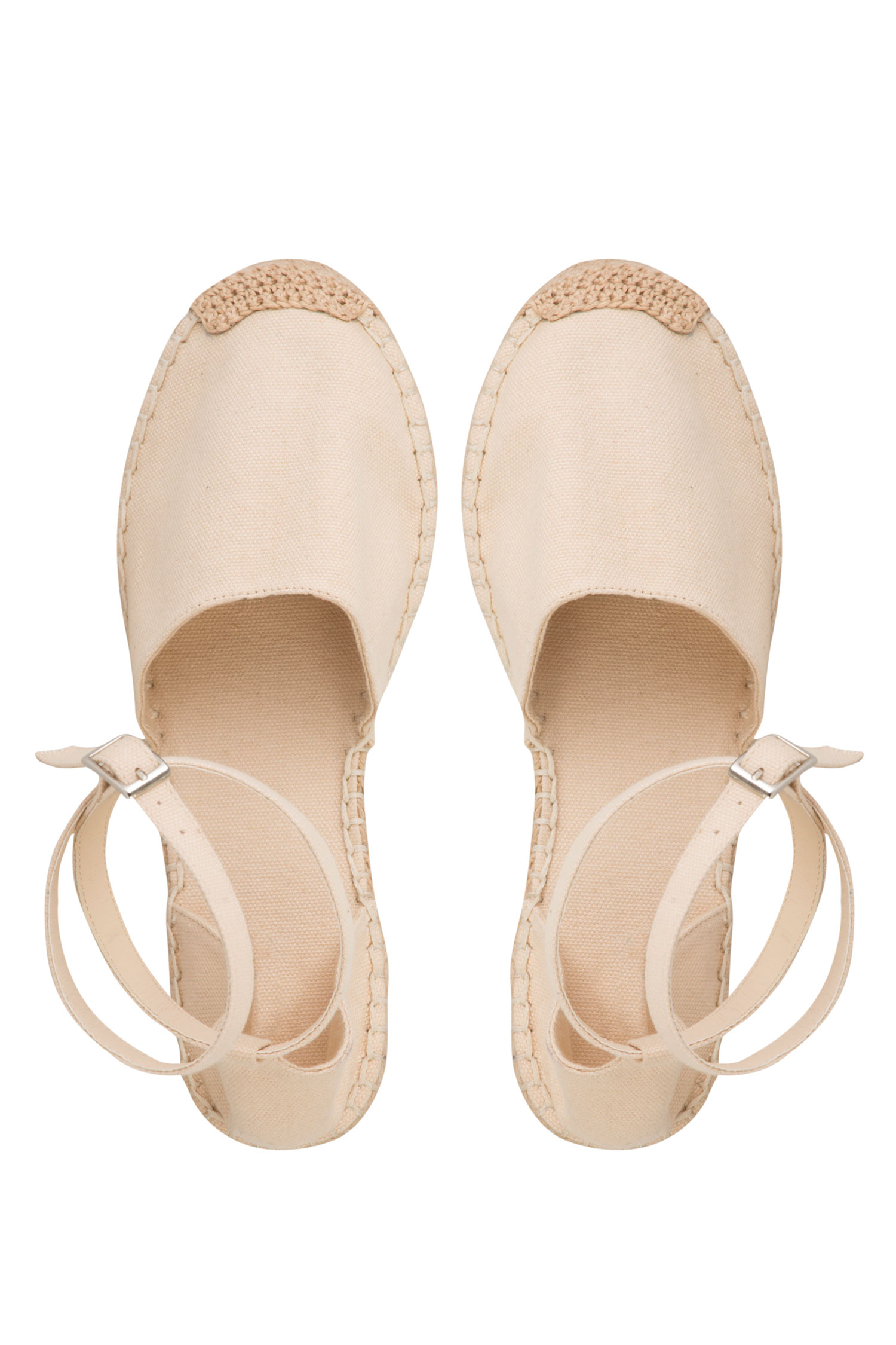 Sara Wide Fit Canvas Espadrille Style Number: 142260