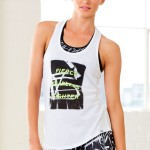 Fitness Workouts: Michelle Bridges Slogan Tank Style Number: 143499