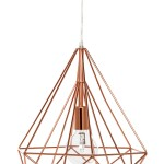 Homeware Trends: Oxley Copper Pendant