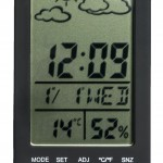 IS Stationery Climate Clock