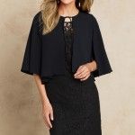 The Little Black Dress - Grace Hill Lace Shift Style Number: 145616