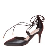 Grace Hill Lace Up Pointed Court