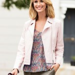 PARISIAN CHIC: The Leather Jacket