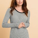 The Crew Neck that has caught Anna's eye for her Mum in Stripe. Style 149385