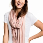 Add a scarf to your wardrobe
