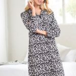 Mia Lucce Flannel Nightdress. Style 149714