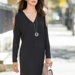 Grace Hill Knit Dress Style Number: 149720