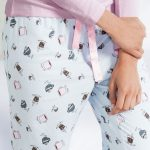 Mia Lucce Flannel PJ Pant. Style 149736
