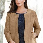 Ljubenka's Picks: Grace Hill Woman The Suede Jacket
