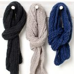 Knitted Scarf. Style 153264