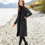 Get exploring in Queenstown or any holiday destination with the Emerge Knit Coat.