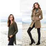 Emerge V Neck Tunic - Winter is definitely coming and Emerge have you covered with their V Neck Tunic in khaki and black. The Camel Coloured Belted Coat - Wrap yourself up this winter in the luxuriously stylish Emerge Belted Coat in classic black or rich camel colour.