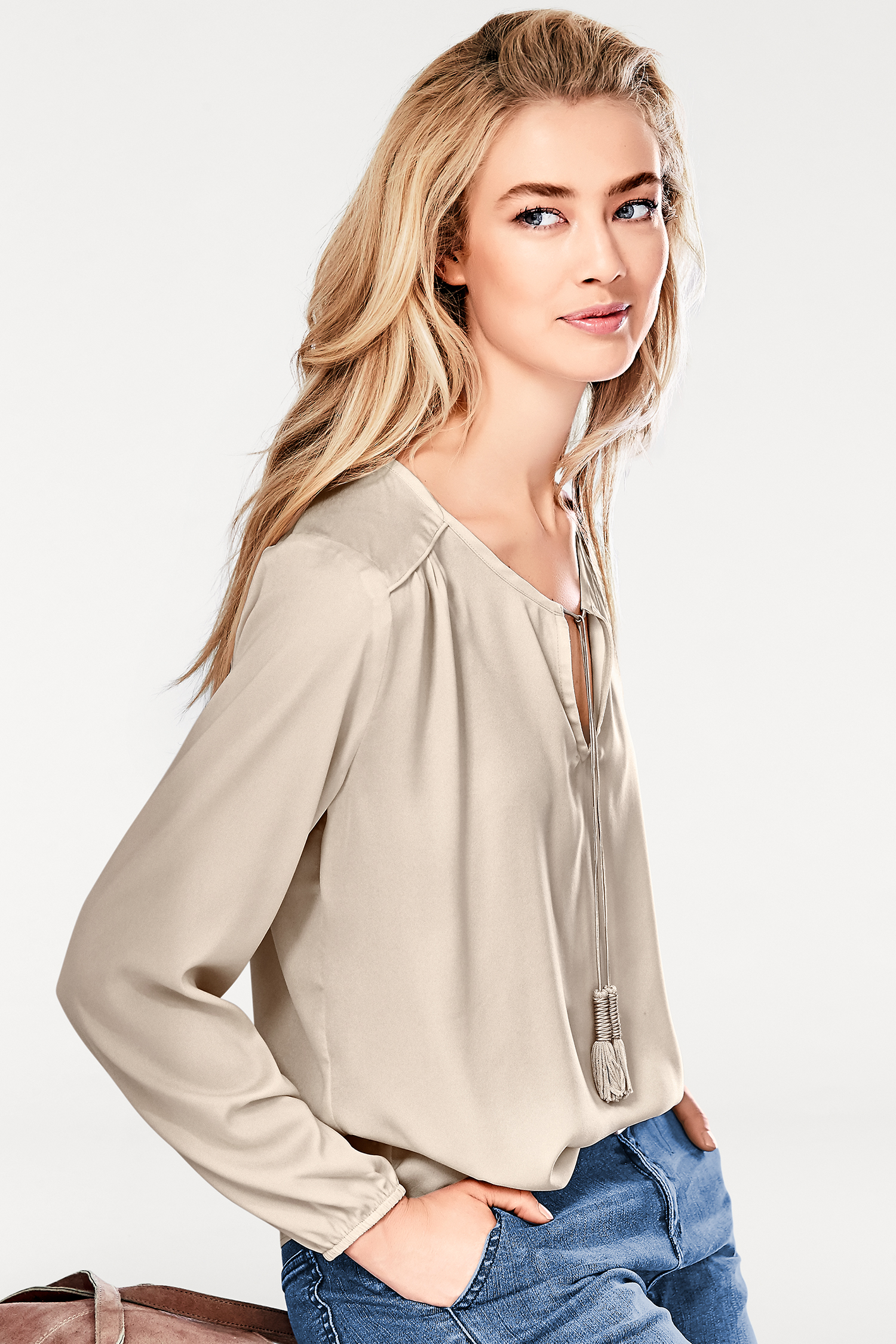 Chiffon Blouse for work or play