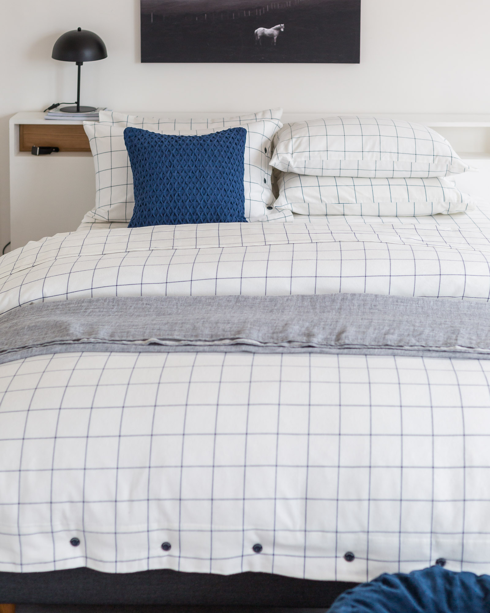 Cosy? Yes. Flannel Duvet Cover