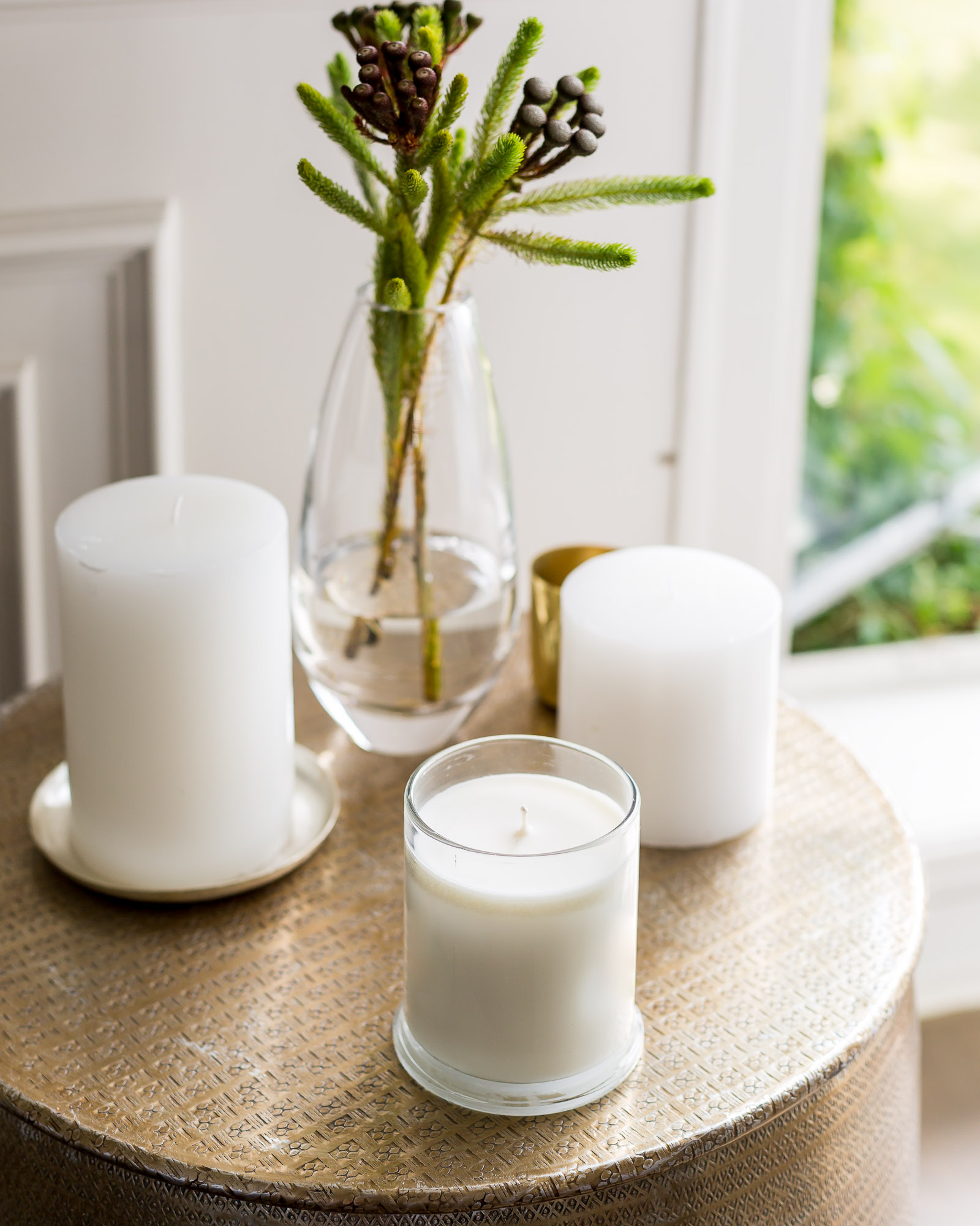 Cosy In Night: candles are key
