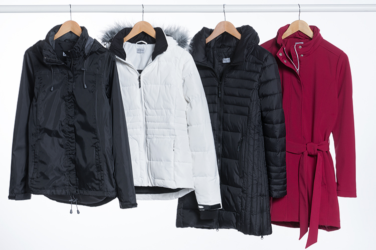 Jackets for 'just-incase': shop