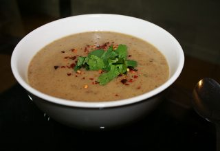 Healthy Winter Warmer Soup