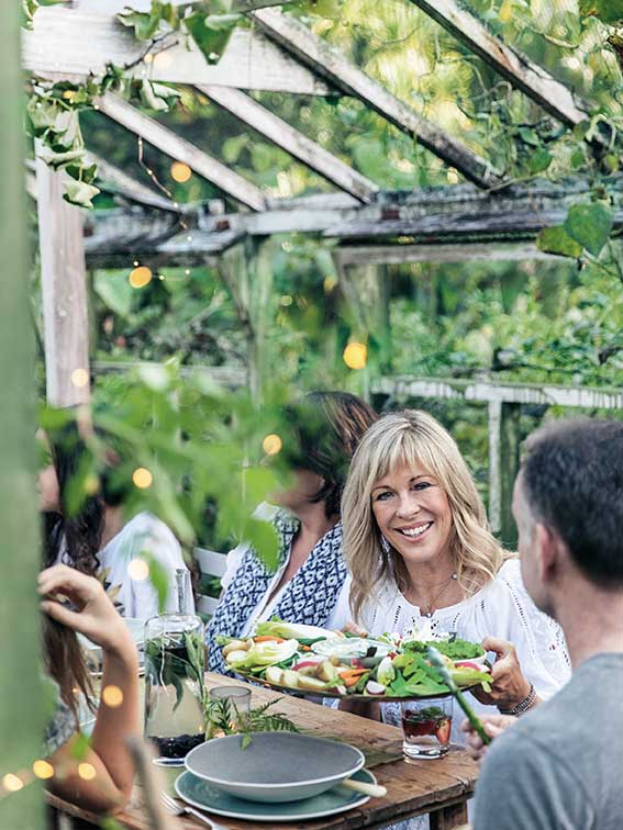 Annabel Langbein - Book Club Nibbles