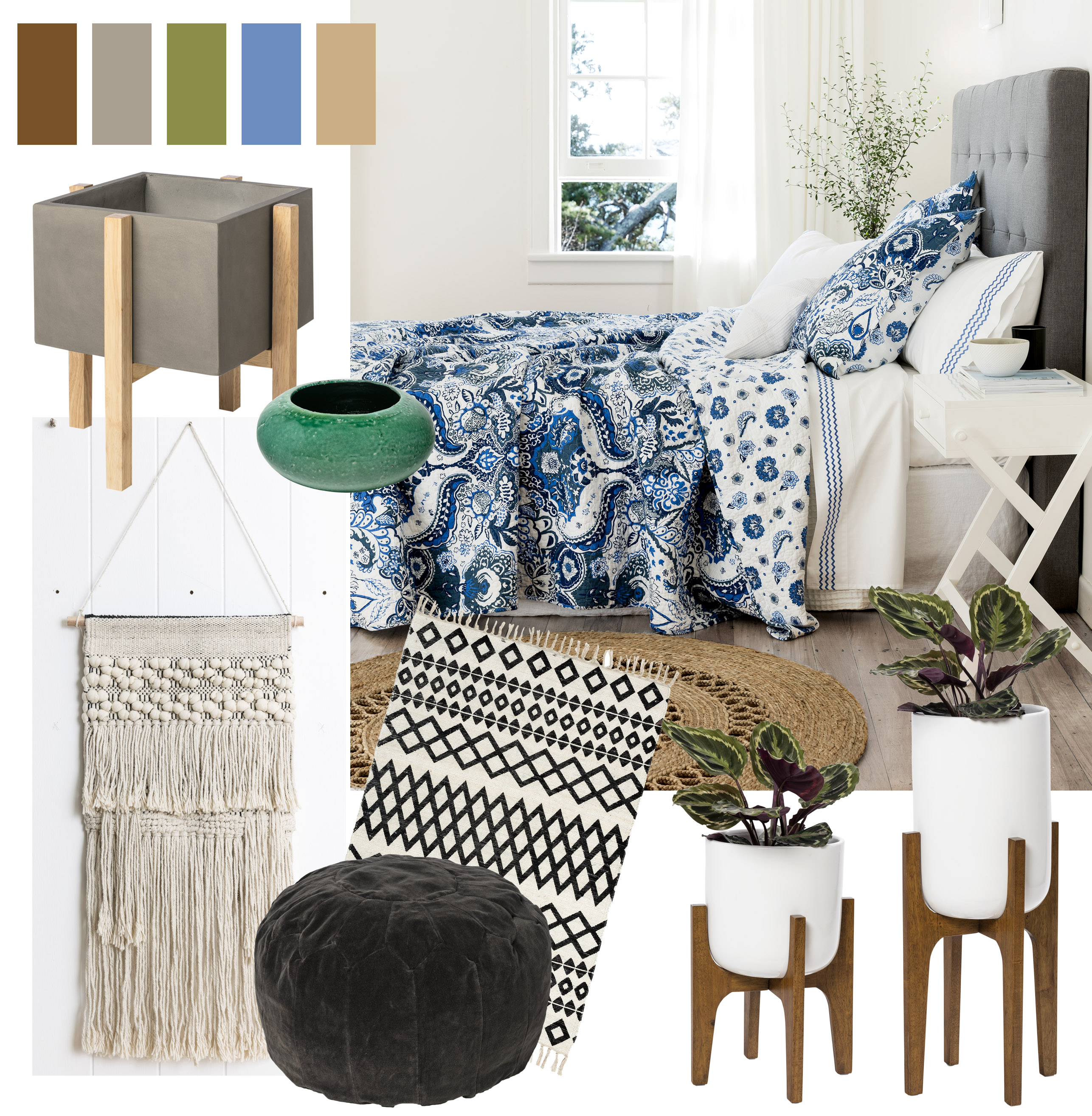 Boho Infusion Homewear Board