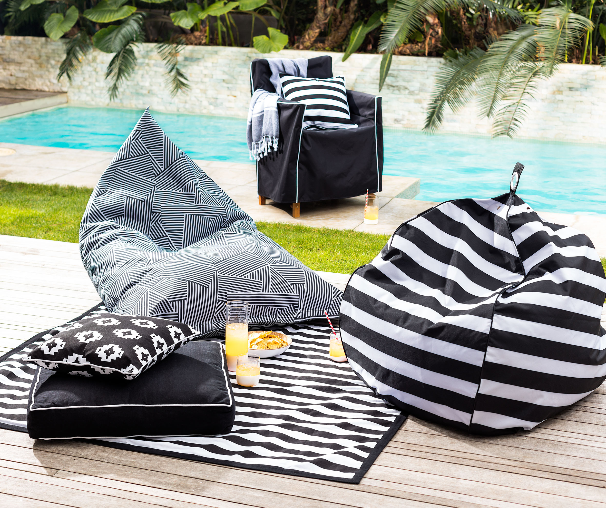 Chilled out Summer - get your garden ready this Spring with new Outdoor Decor