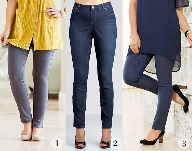 how to find perfect jean size
