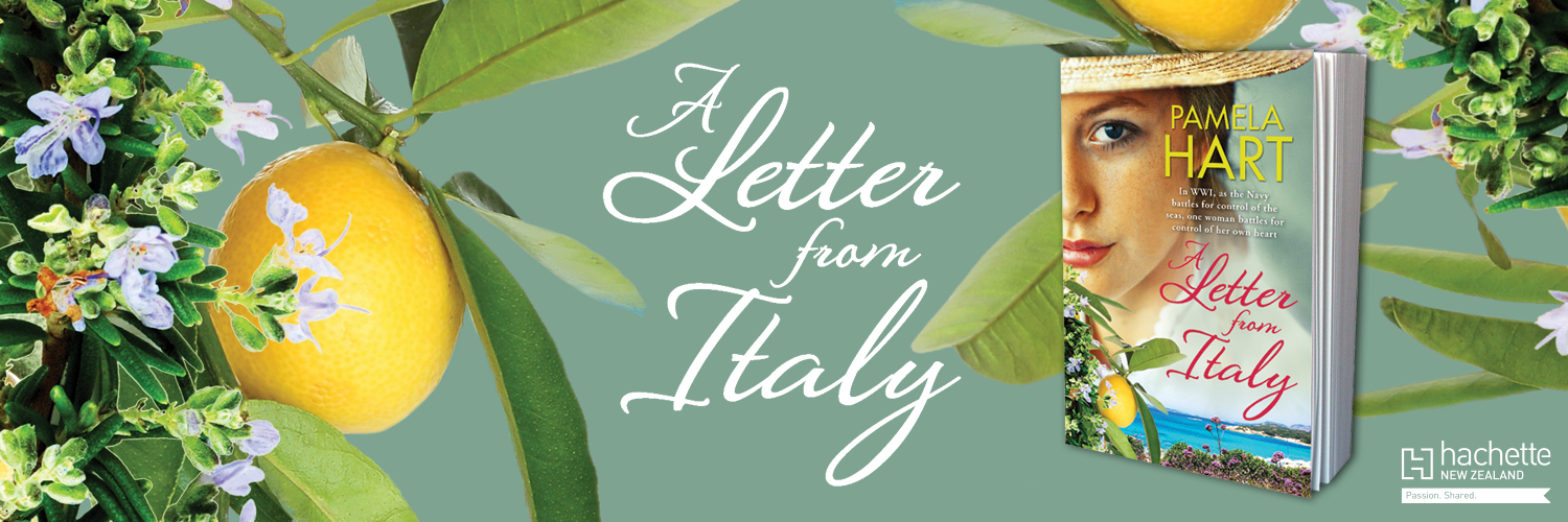 A Letter from Italy - Pamela Hart