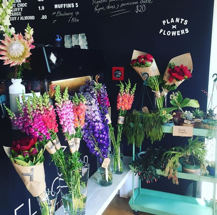 Flagship Eatery Flowers