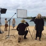 Behind the scenes at Malabar Beach