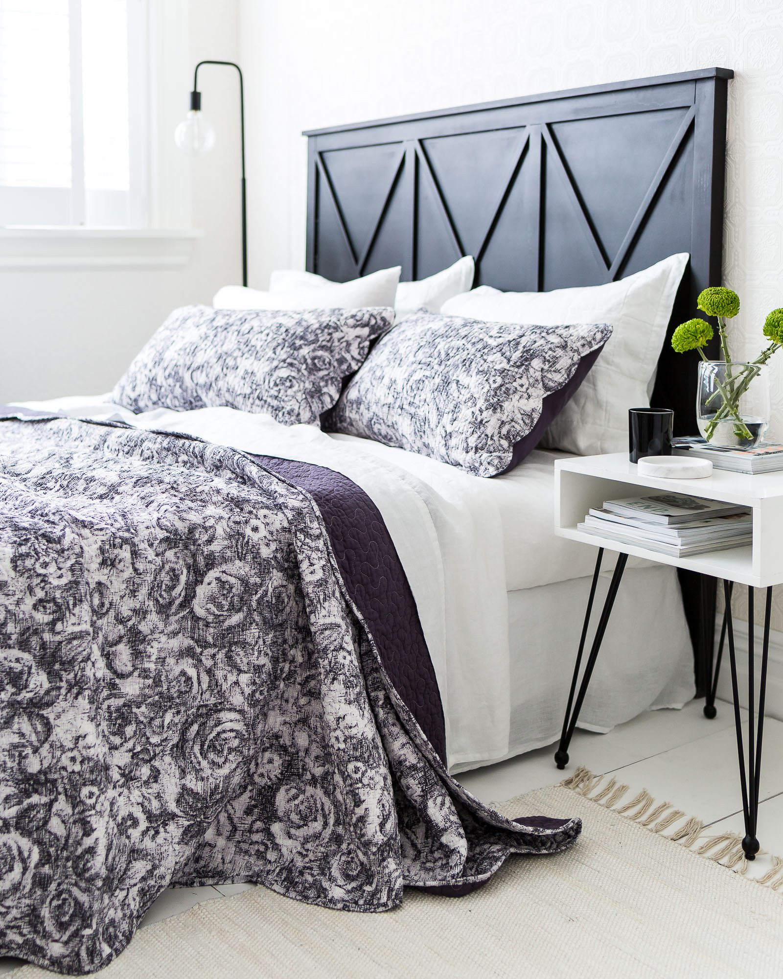 Beautifully Traditional: Lucien Bedcover