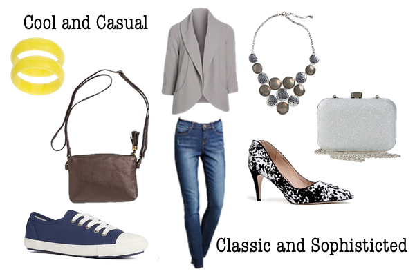 Jeans and blazer_accessorised