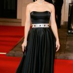 Plunging necklines and strapless dresses Kate Winslet