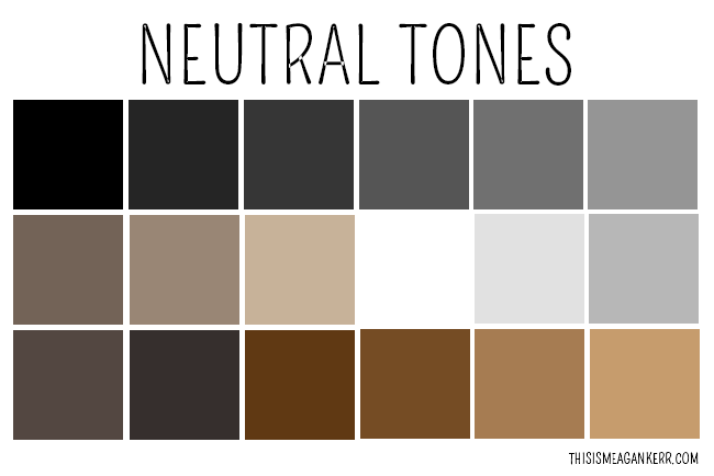 How to wear neutral tones life style your way life for What are neutral colors
