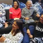 Get your good friends together and throw a grown up pyjama party!