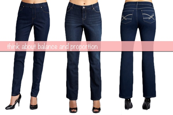 Pear jeans