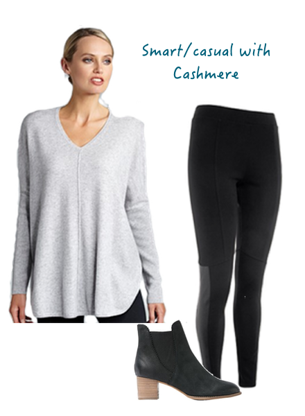 Smart Casual cashmere