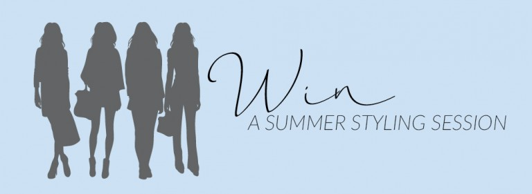 Win a Personal Styling Session and Free Outfit
