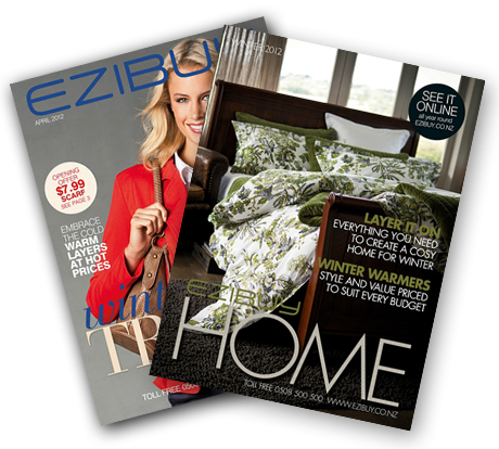Winter Treats and Home Autumn Catalogues