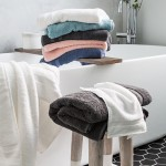 Learn how to wash towels the right way