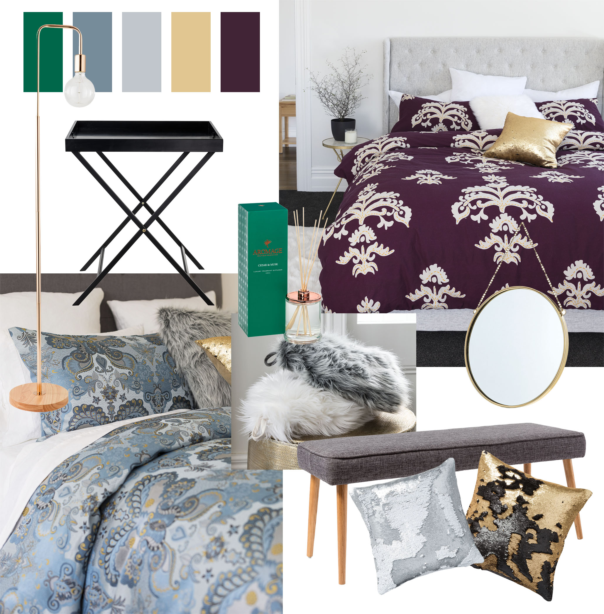 Rich Colours Homewear Board