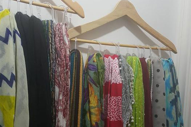 Coat Hanger Tip for keeping your wardrobe tidy