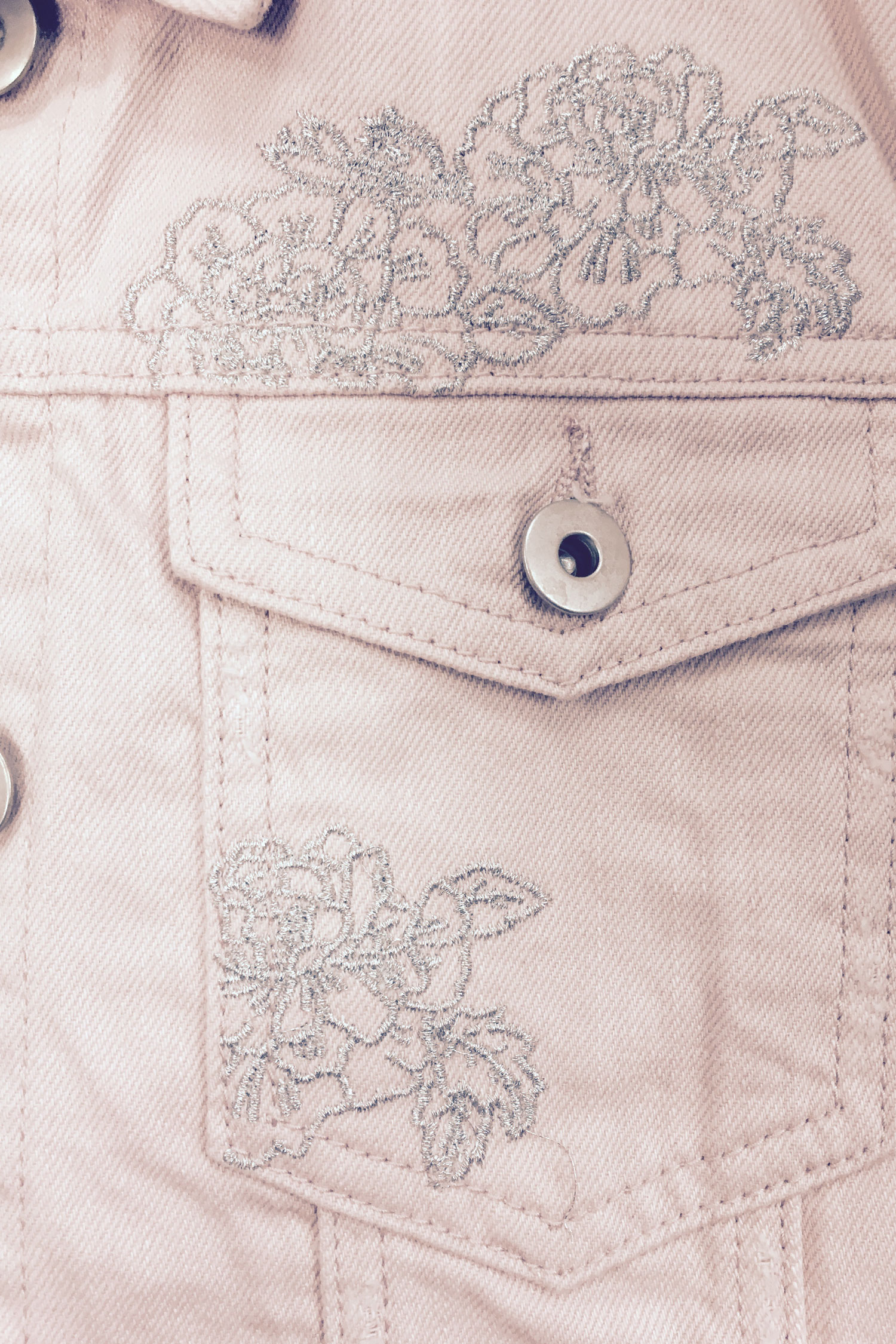 Embroidery: read our recent blog post here.