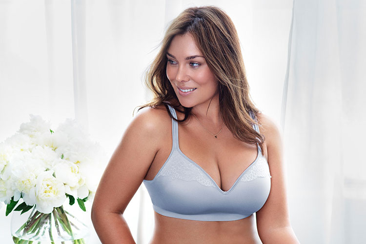 Find a bra that fits you correctly