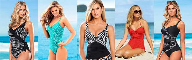 How to choose swimwear for your body shape