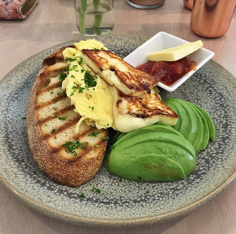 Flagship Eatery - breakfast