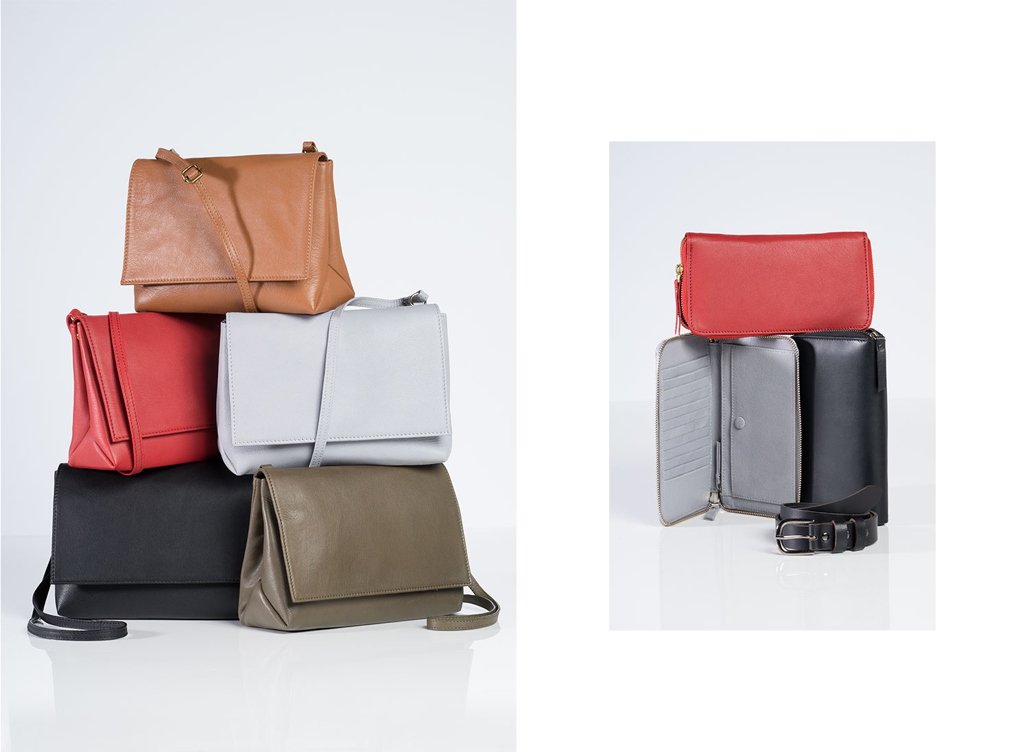 NEW ARRIVALS: Handbags and Wallets