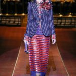 Marc Jacobs Ready to Wear Spring 2016 Collection - Midnight Blue