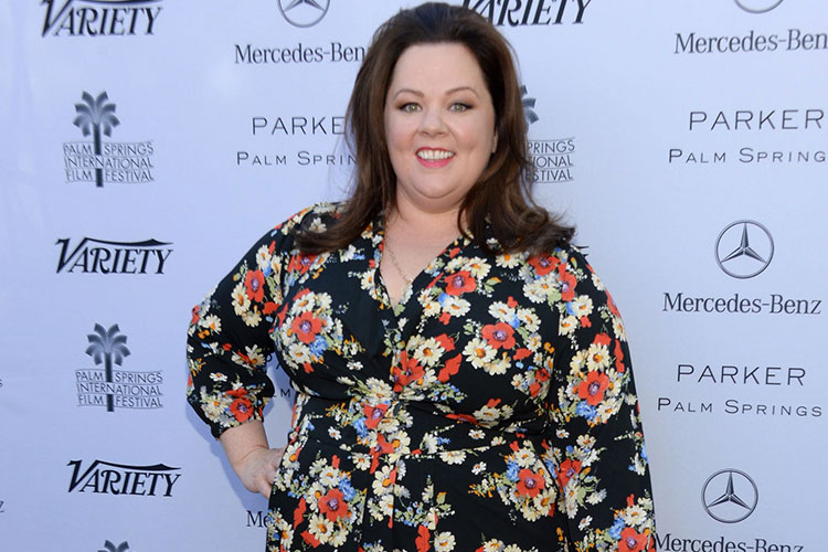 Plus size Fashion - Melissa McCarthy