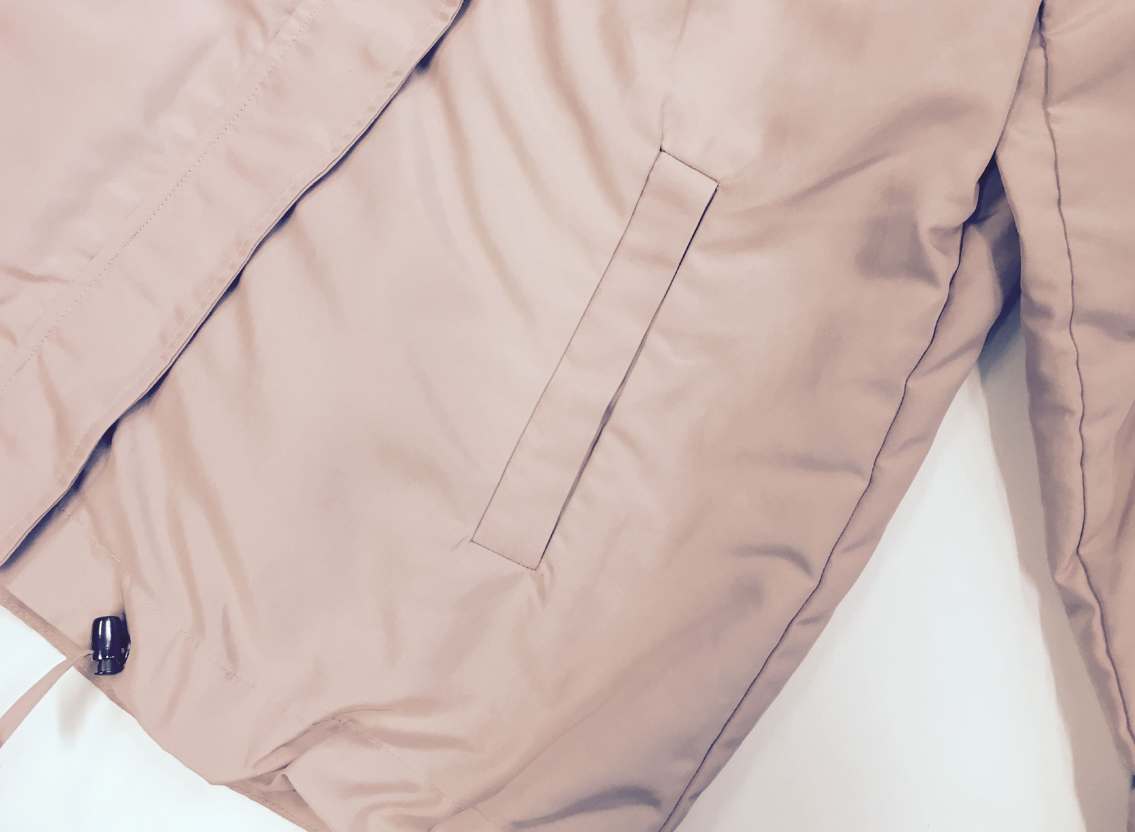 Pocketing: yes, it is what you think it is - a pocket!